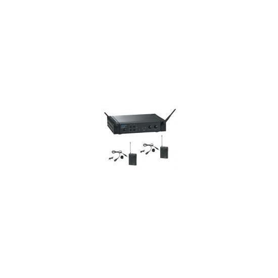 Gemini UF2064 Dual Lapel Radio Microphone System