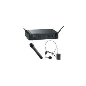 Photo of Gemini UF2064 Handheld & Headset Radio Microphone System Receiver