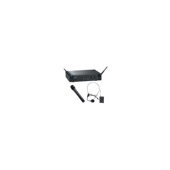 Gemini UF2064 Handheld & Headset Radio Microphone System