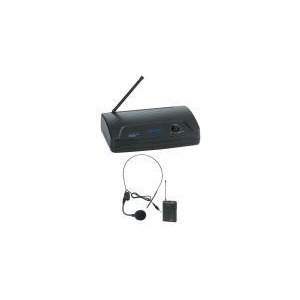 Photo of Gemini UX16 Headset Radio Microphne UHF System Receiver