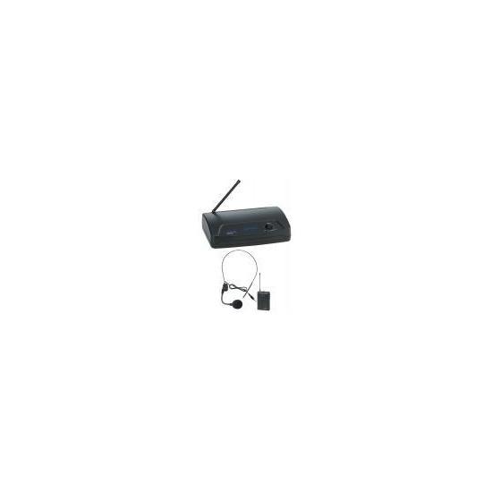 Gemini UX16 Headset Radio Microphne UHF System