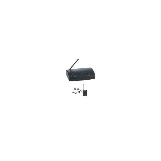 Gemini UX16 Lapel Radio Microphne UHF System
