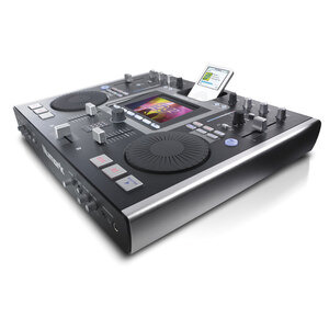 Photo of Numark IDJ2 iPod / Hard Disk Mixstation Turntables and Mixing Deck