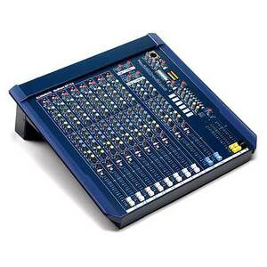 Photo of Allen & Heath WZ3 12:2 Studio Mixer Turntables and Mixing Deck