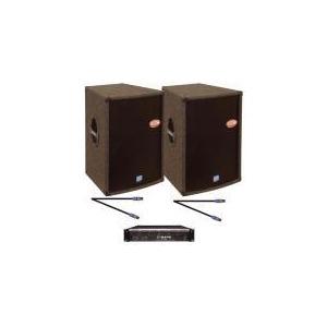 "Photo of NJD Celestion 15"" 600 Watt Sound System Speaker"