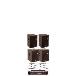 """NJD Celestion 2 x 15"""" Tops & 2 x 15"""" Bass 1400 Watt Sound System Reviews"""