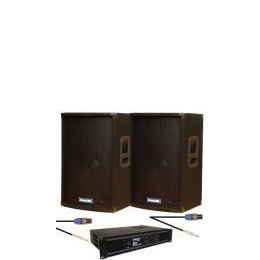 "Djkit 15"" 500 Watt Sound System Reviews"