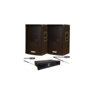 "Photo of DJKIT 15"" 500 Watt Sound System Musical Instrument Accessory"