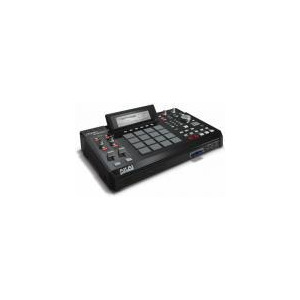 Photo of Akai MPC2500 Turntables and Mixing Deck