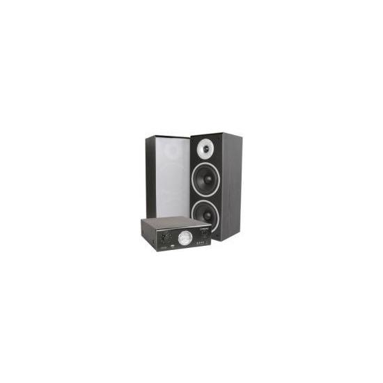Home DJ Monitoring System, USB/MP3, 120W/channel max
