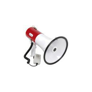 Photo of 25W Megaphone With Siren Gadget
