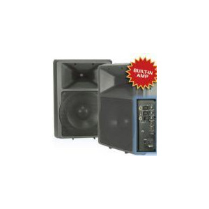 "Photo of Skytec ABS 10"" 150WRMS Active Speakers (Pair) Speaker"