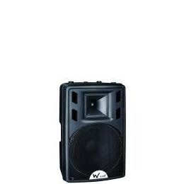 W-Audio PSR15 350WRMS Speaker Reviews