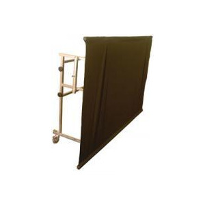 Photo of DJ Stand Front Curtain Musical Instrument Accessory