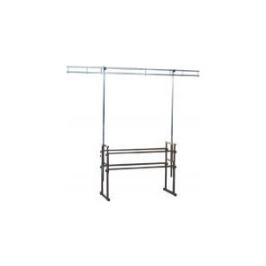 Photo of DJ Stand With Dual Crossbars Musical Instrument Accessory