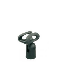 Microphone Holder With Flexible Rubber Grip For 40mm Mics Reviews
