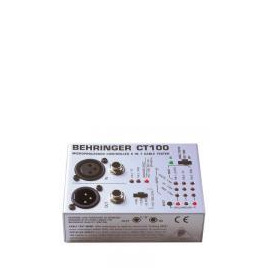 Behringer Cable Tester CT100 Reviews