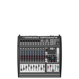 Behringer Europower PMP3000 Reviews
