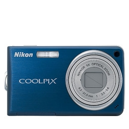 Nikon Coolpix S550 Reviews
