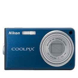 Nikon Coolpix S550 Reviews