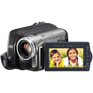 Photo of JVC GR-D860 Camcorder