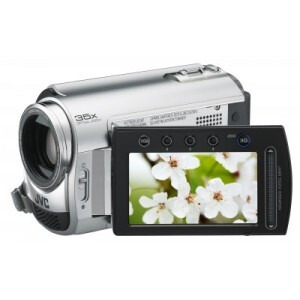 Photo of JVC Everio GZ-MG335 Camcorder