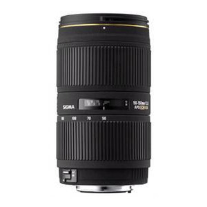 Photo of 50-150MM F/2.8 MKII EX DC HSM (Canon AF) Lens