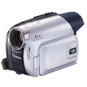 Photo of Canon MD216 Camcorder