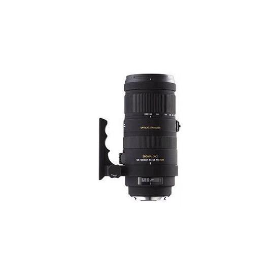120-400mm f/4.5-5.6 DG OS HSM (Nikon AF)
