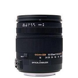 Sigma 18-125mm f3.5-5.6 DC OS  Reviews
