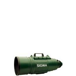 Sigma 200-500mm f2.8 APO EX DG (Canon AF)