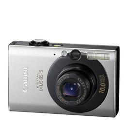 Canon Ixus 85 IS Reviews