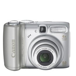 Canon Powershot A580 Reviews
