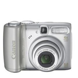 Canon Powershot A580 Reviews