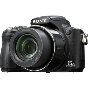 Photo of Sony Cybershot DSC-H50 Digital Camera