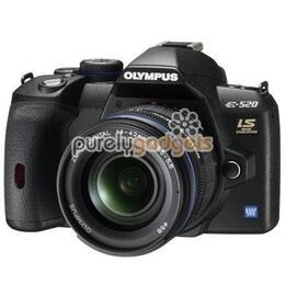 Olympus E-420 with 14-42mm lens Reviews