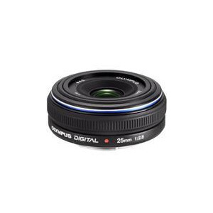 Photo of Olympus 25MM F2.8 Standard Pancake Lens Lens