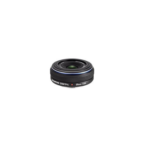 Olympus 25mm f2.8 Standard Pancake Lens