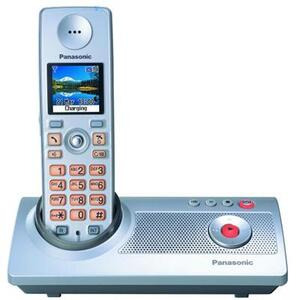 Photo of Panasonic 9120 (KXTG 9120) ES DECT Ansaphone Landline Phone