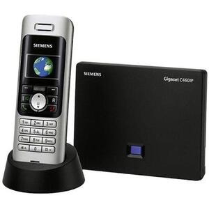 Photo of Siemens Gigaset C460IP DECT VoIP  Phone Voip Device