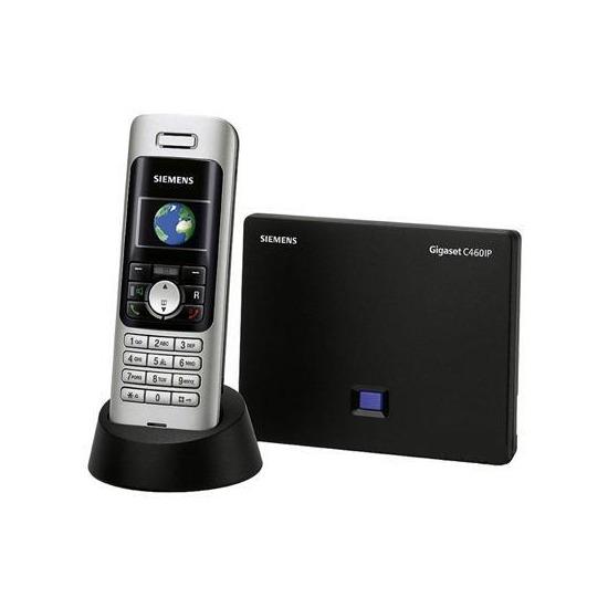 Siemens Gigaset C460IP DECT VoIP  Phone