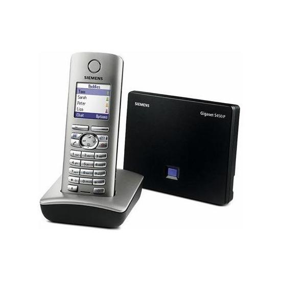 Siemens Gigaset S450IP SIP & DECT  Phone