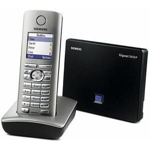 Photo of Siemens Gigaset S450IP SIP & DECT  Phone Landline Phone