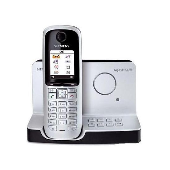 Siemens Gigaset S675 DECT Ansaphone