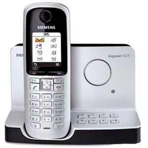 Photo of Siemens Gigaset S675 DECT Ansaphone Landline Phone