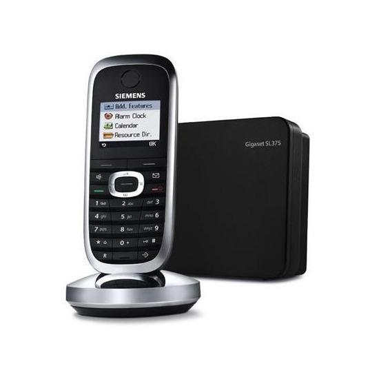 Siemens Gigaset SL375 DECT Ansaphone