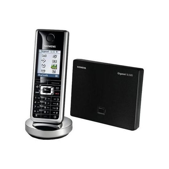 Siemens Gigaset SL565 Skype DECT Ansaphone