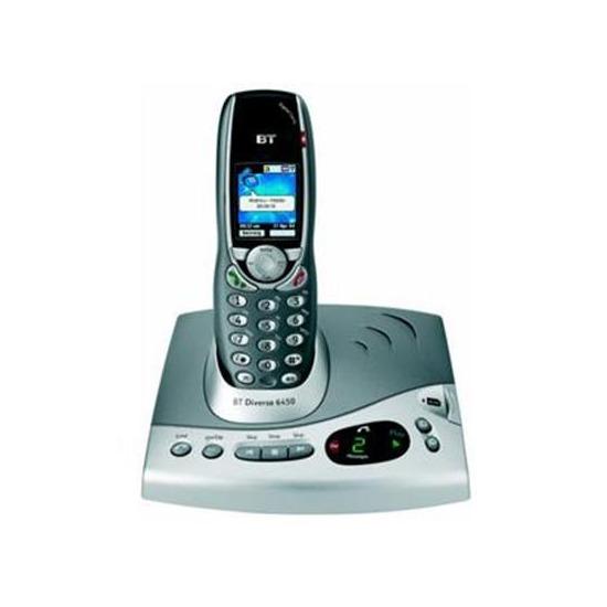 BT Diverse 6450 SMS DECT Ansaphone