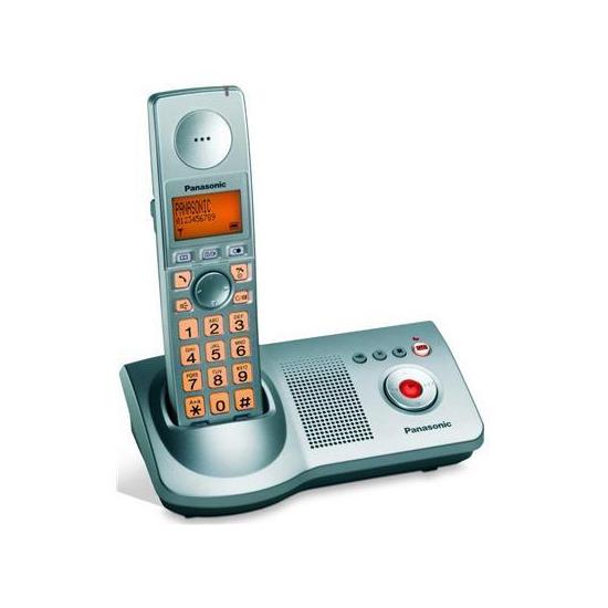 Panasonic 7160 (KXTG 7160) ES Big Button Ansaphone