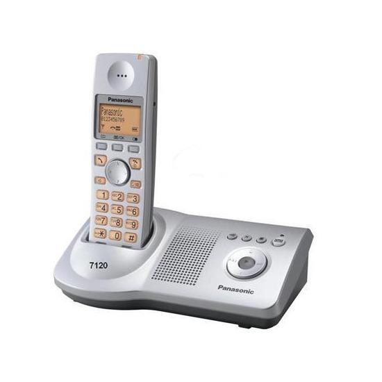 Panasonic 7120 (KXTG 7120) ES DECT Ansaphone
